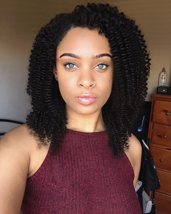 15 Incredibly Hot Hairstyles For Natural Curly Hair