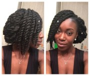 protective styles 4c hair