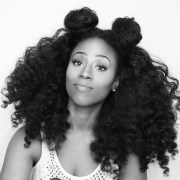showy natural hairstyles