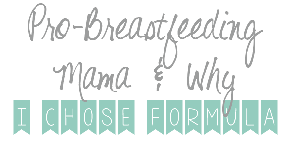 Probreastfeeding mama