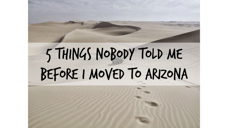 Move to Arizona
