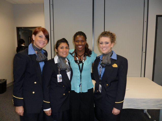 her hashtag life | flight attendant