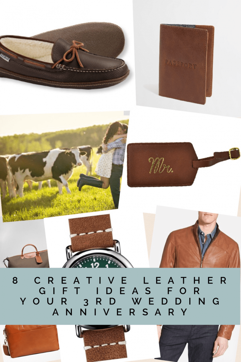 8 creative leather gift