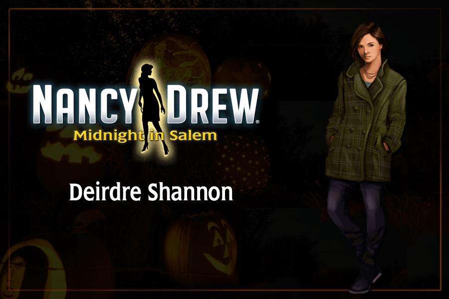 Bookworm Girl Wallpaper Preview Nancy Drew Midnight In Salem Her Interactive