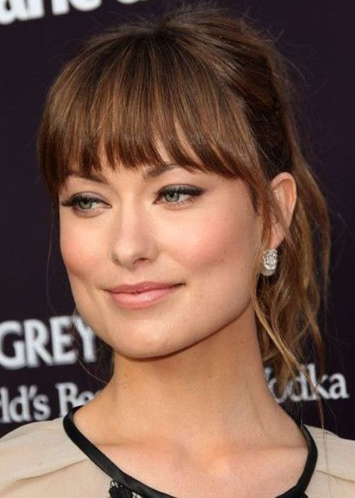Top 50 Hairstyles For Square Faces Herinterest Com