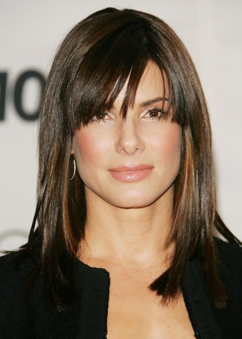 Top 50 Hairstyles for Square Faces  herinterestcom