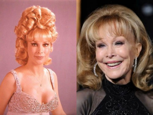 Barbara Eden I Dream Of Plastic Surgery Herinterest Com
