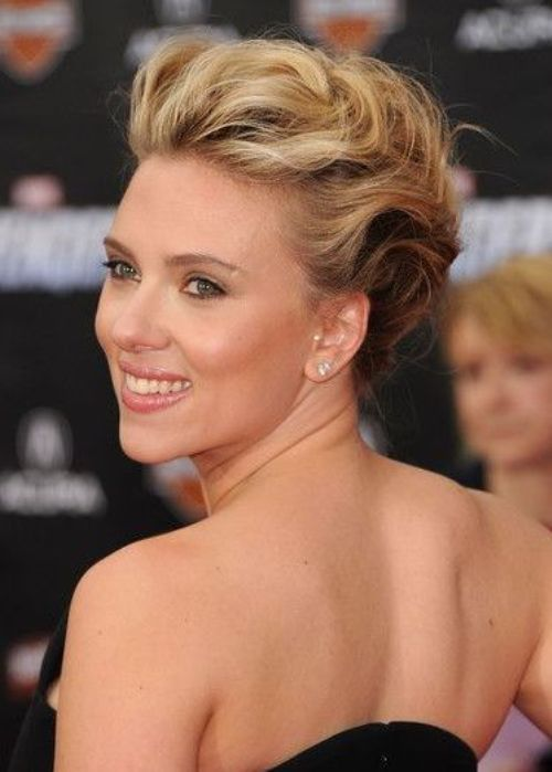 50 Best Updos For Short Hair Part 4