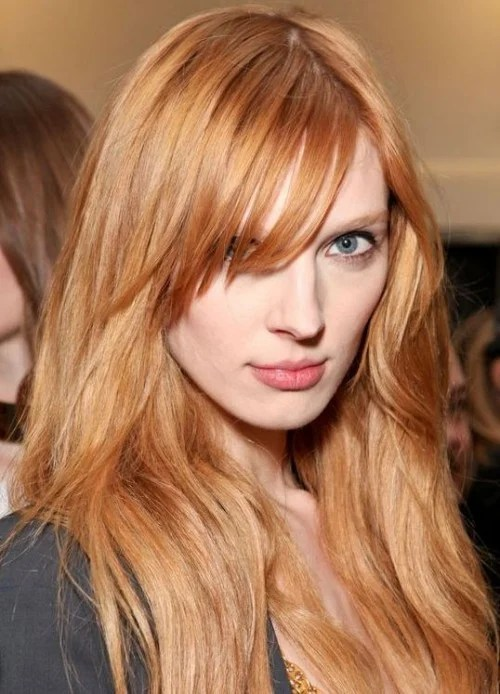 Long Blonde Hair Highlights Hairstyles Strawberry Delight How To