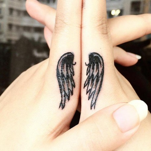 Small Matching Sister Tattoos With Meaning