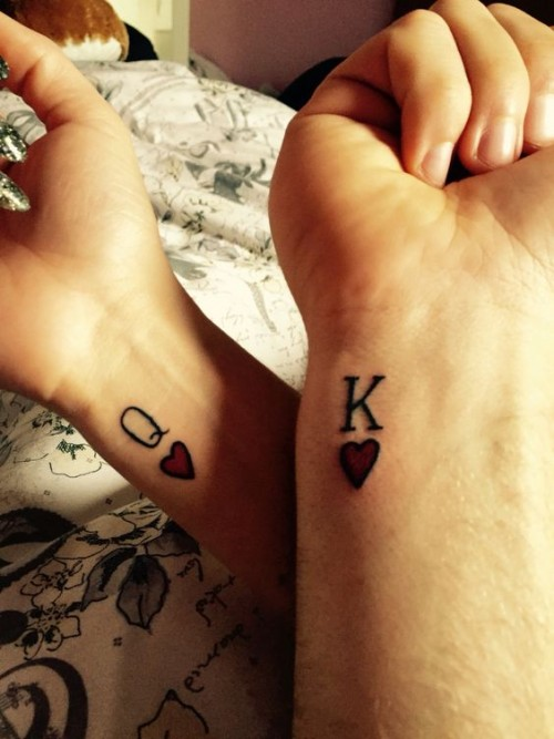 K Tattoo Design Download