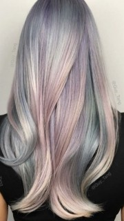 grey ombre hair ideas