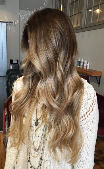 40 Partial Balayage Looks  herinterestcom