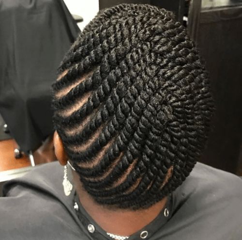 40 Twist Hairstyles For Natural Hair 2017 Herinterest Com