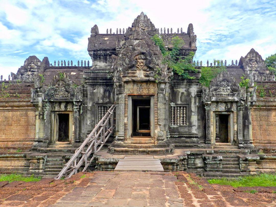 Banteay Samre. 1
