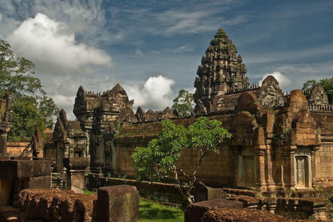 Banteay Samre. 3