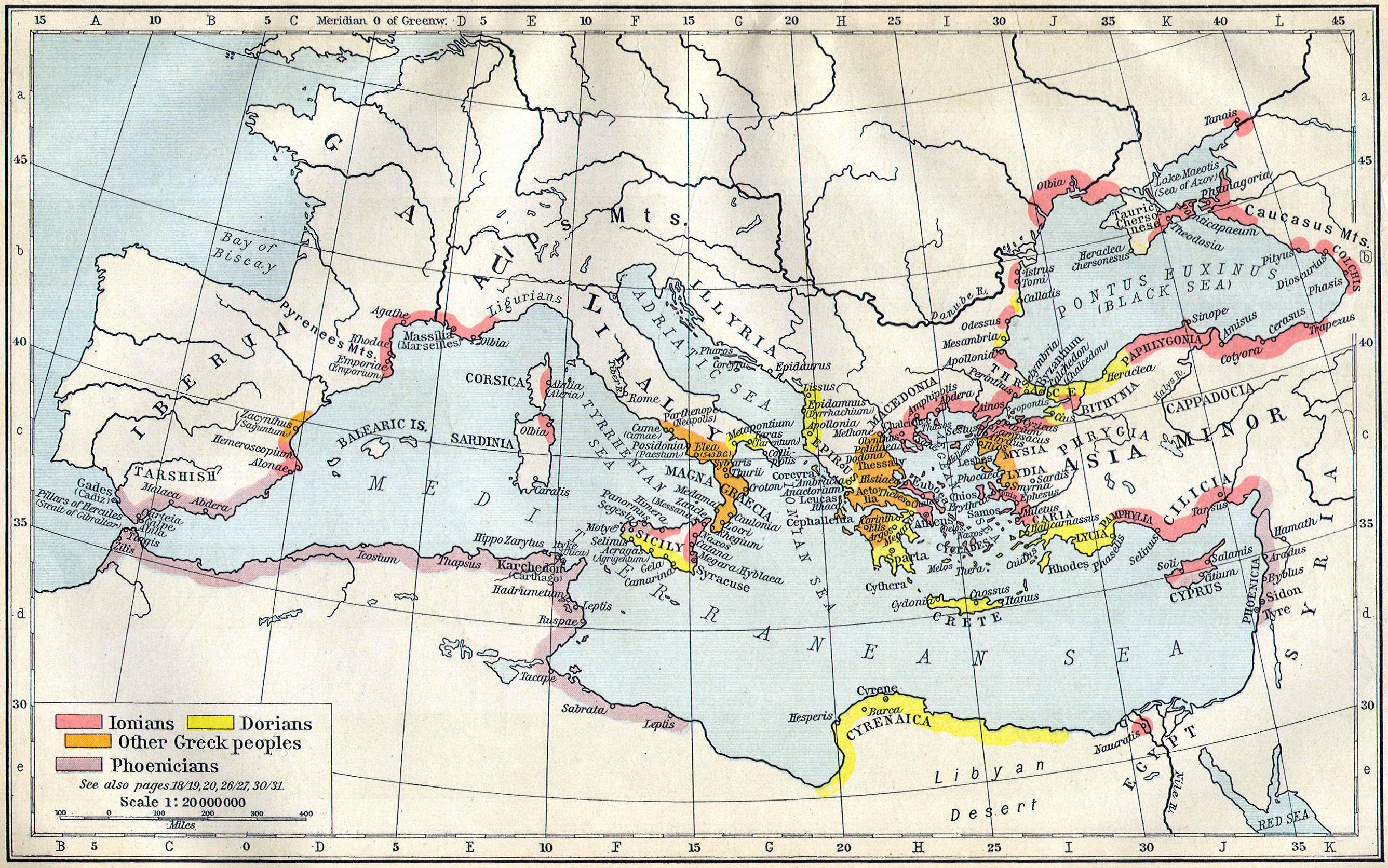 Ancient Greece Classical Curriculum