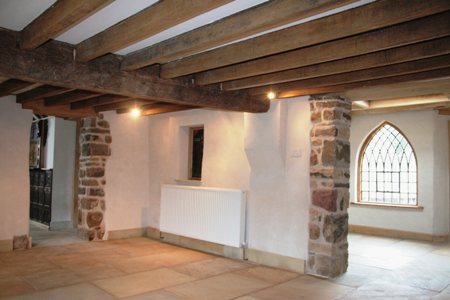 Restoration of a stone cottage in Birmingham using