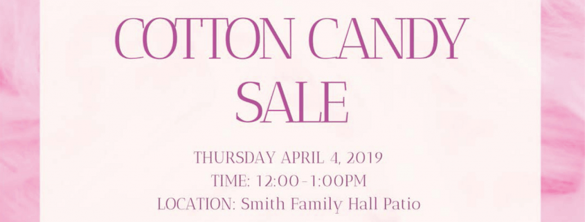 cotton candy sale heritage