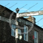 Kirkby Stephen Furlong sign