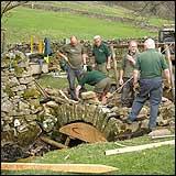 Bridge at Usha Gap - Photos courtesy of the Yorkshire Dales National Park Authority