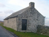 Punchard Gill toll house - after restoration