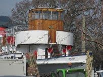 Raven is operated by Ullswater 'Steamers'