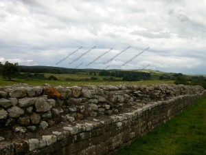 Hadrian's Wall forms part of the international Frontiers of the Roman Empire World Heritage Site