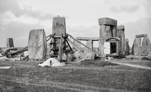 Gowland Excavation 1901 (English Heritage Archive)