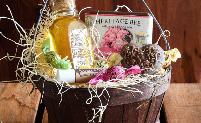 Unique Handmade Gourmet Gift Basket Great For Any Occasion