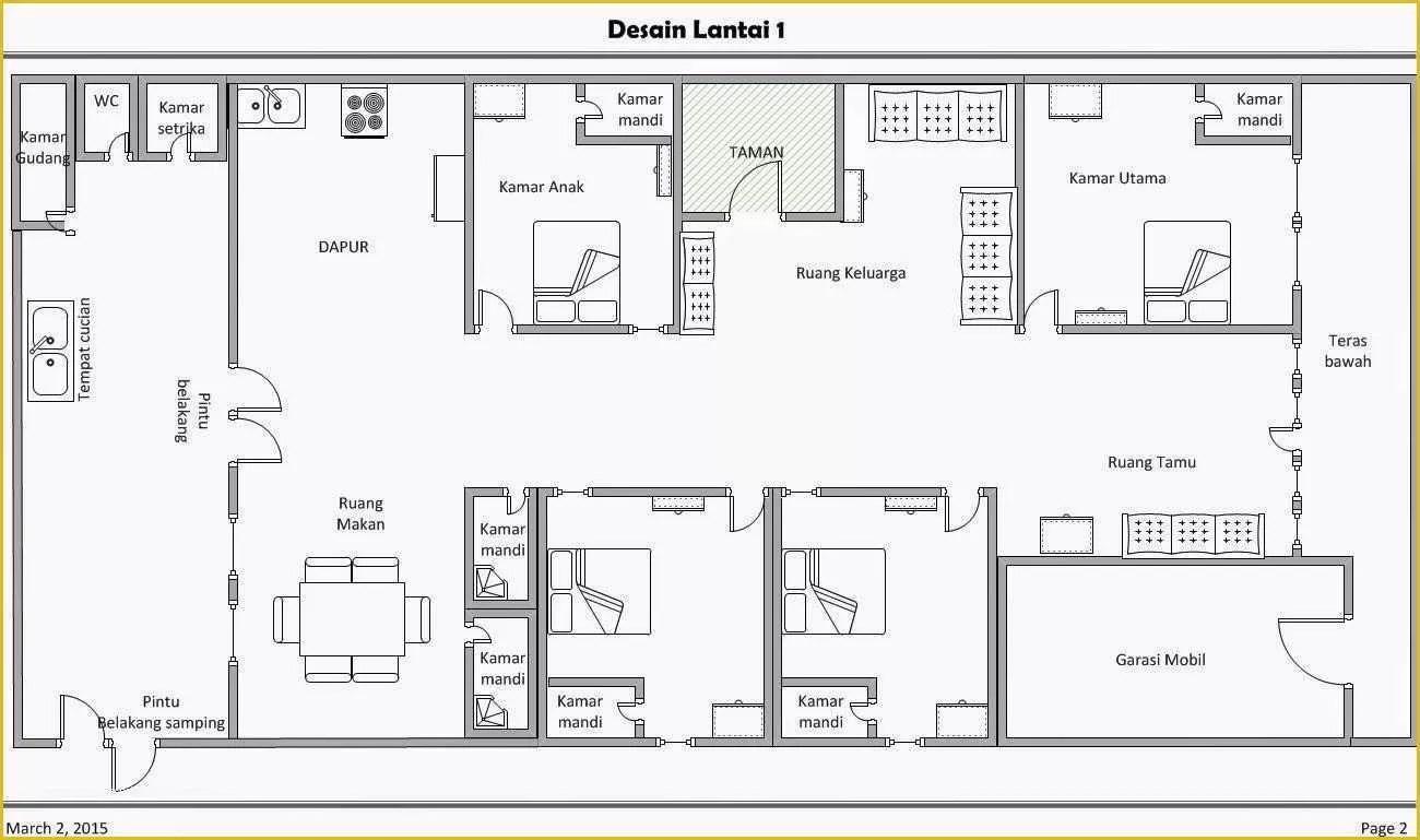 Floor Plan Template Free Download Of Visio Home Plan