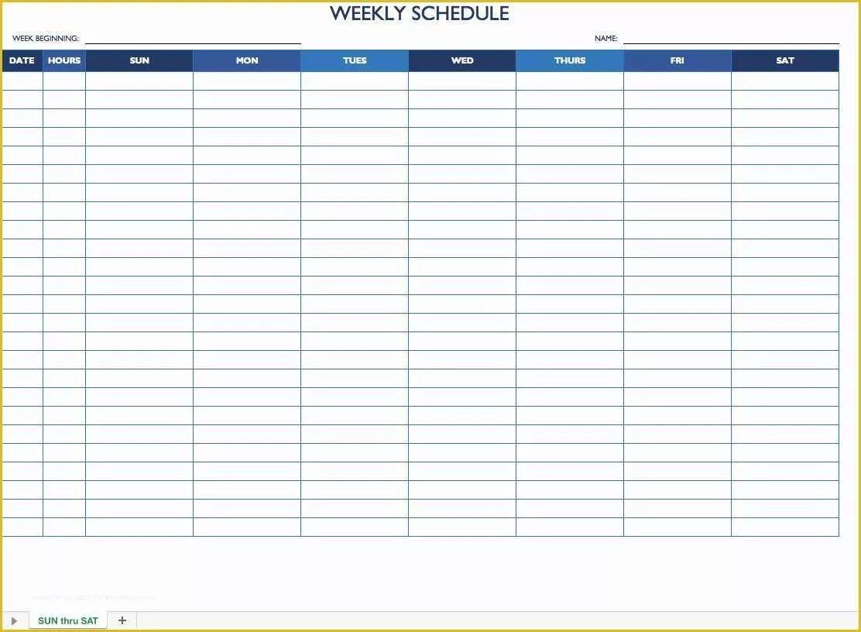 Excel Work Schedule Template Free Of 6 Staff Schedule