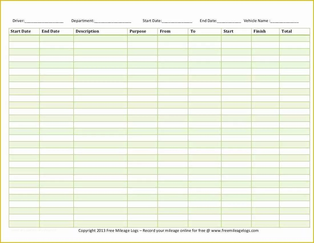 47 Free Ifta Excel Template