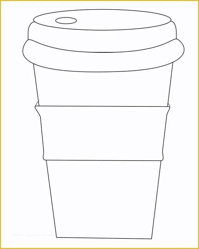 47 Free Printable Coffee Mug Template
