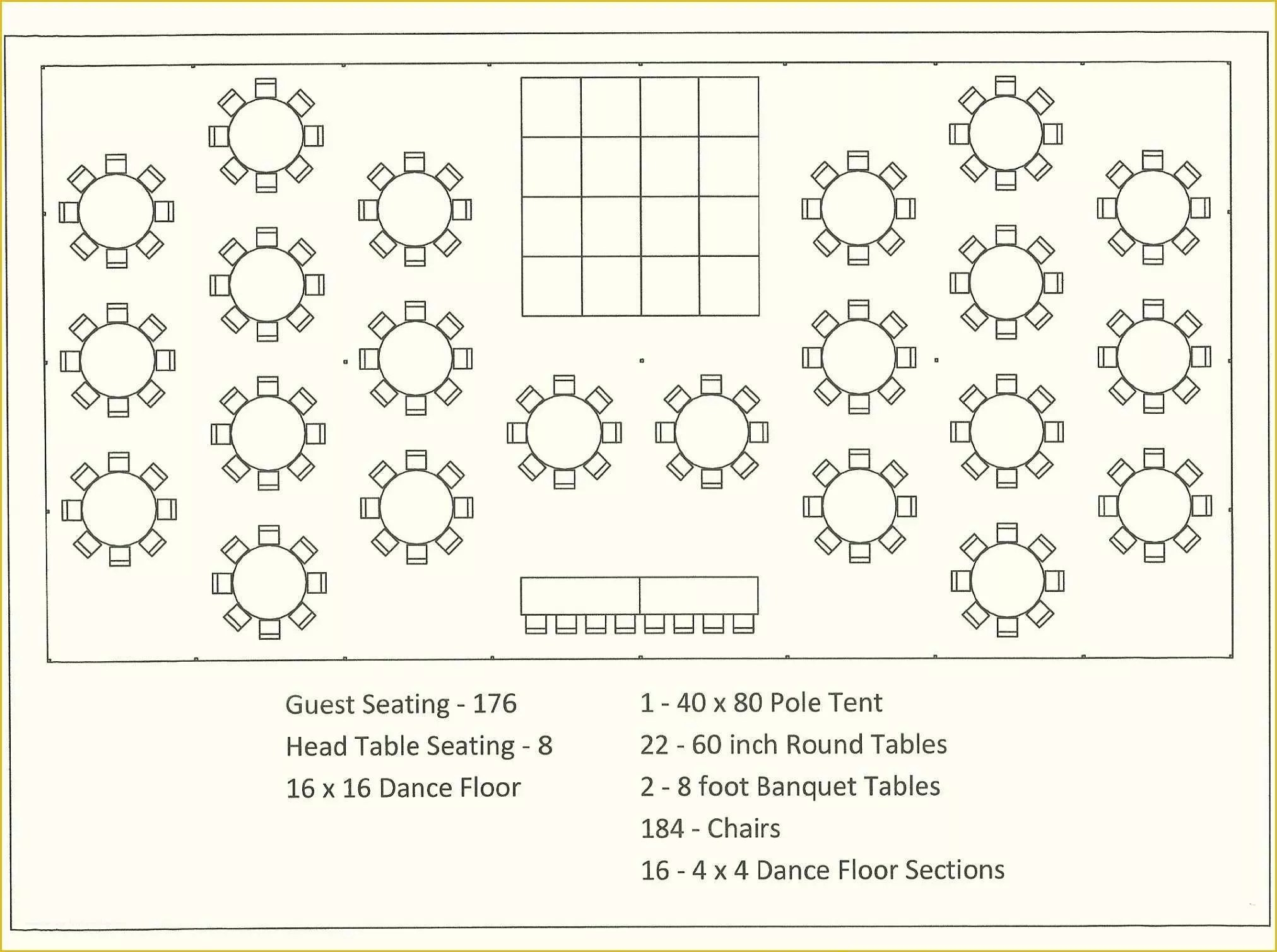 Free Wedding Seating Chart Template Excel Of Free Wedding