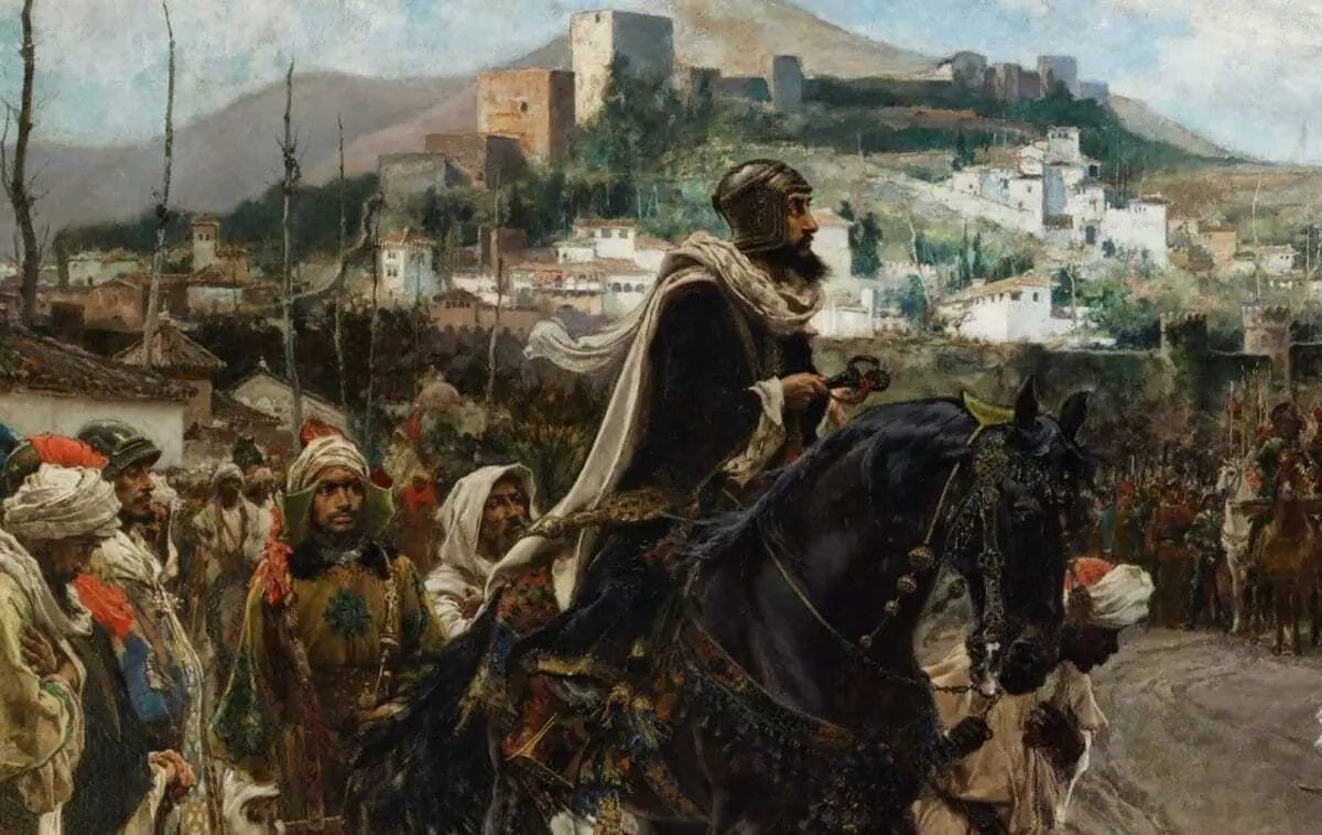 French Fall Wallpaper The Last Muslim King In Spain Heritagedaily Heritage