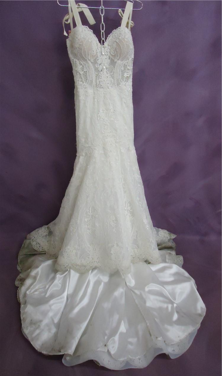 Jessicas Timeless Wedding Dress Heritage Garment