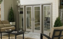 Patio Door Design