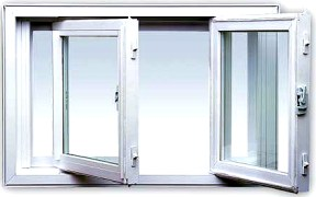 Series Double Slider Tilt Windows