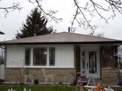 Windows and doors replacement project
