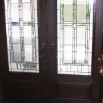 Beautiful new door
