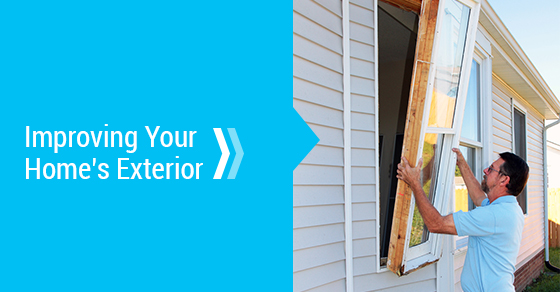 Improving Your Home's Exterior