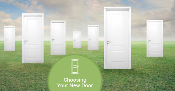 Choosing Your New Door