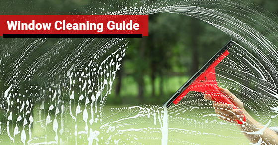 Window Cleaning Guide