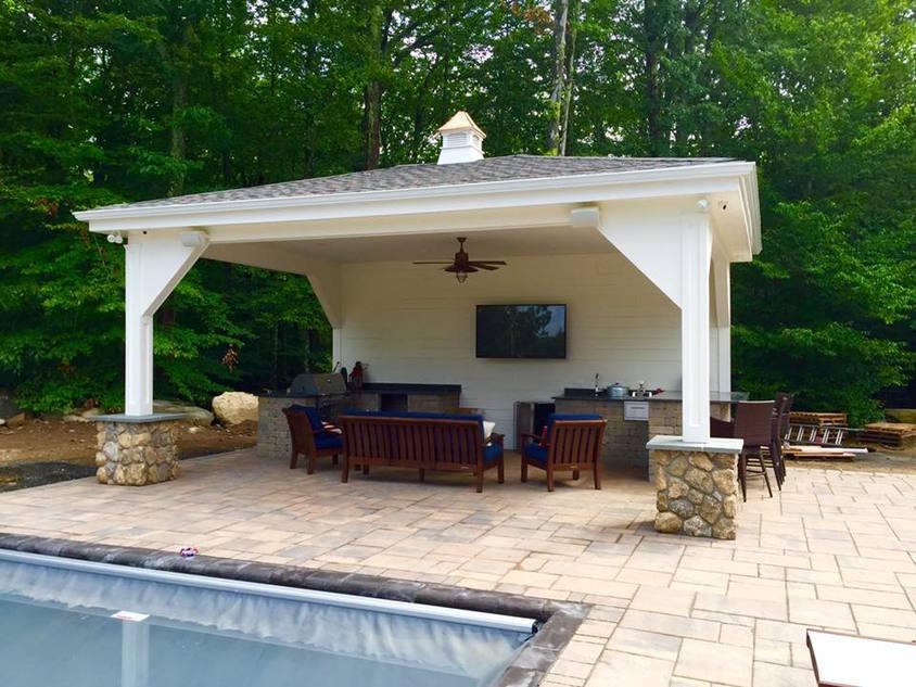 Outdoor Backyard Designs