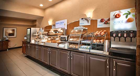 Holiday Inn Express  Suites  Roseville Galleria Area