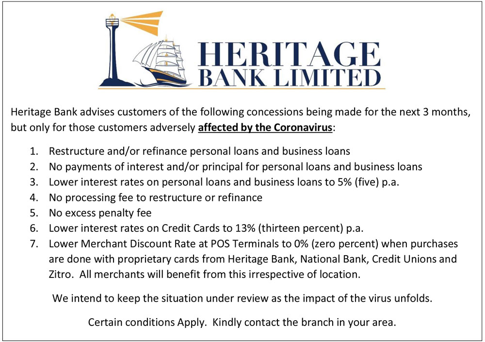 Heritage Bank The Bank That Gives You More