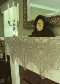 Gala Mantle Scarf | Heritage Lace