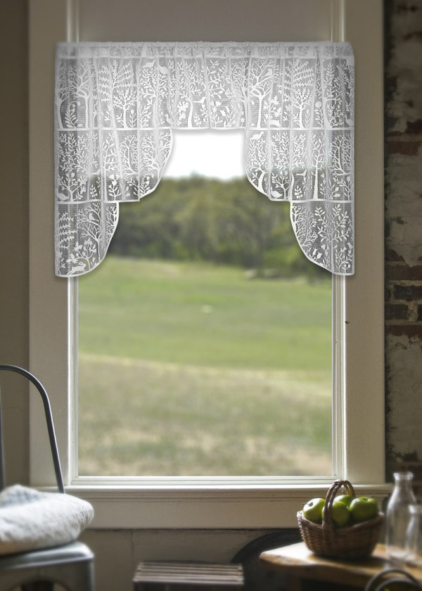 Lace-curtain-swag-pair-tree-of-life-rabbit-hollow