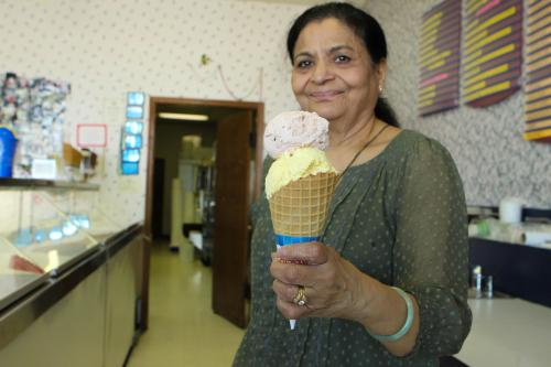 Best Ice Cream in Ohio - Mardi Gras Indian Ice Cream
